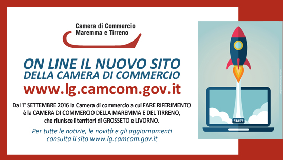 Home page camera di commercio di grosseto for Sito della camera
